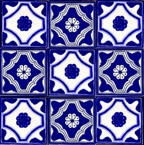 classic 18 traditional mexican tile accents