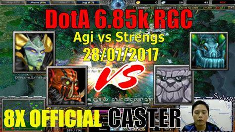 dota agility strengs dota 1 gameplay 28 07 2017 youtube