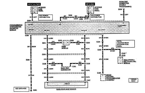2008 Ford Econoline Wiring Diagram by I A 1992 E350 With A 460ci 7 5l Engine That Has The