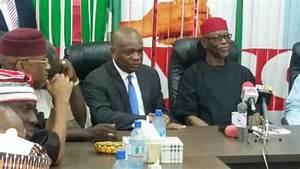 Photos: Former Abia state governor, Orji Uzor Kalu ...