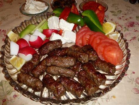 cuisine des balkans cuisine serbe les meilleures recettes serbes yougoslaves