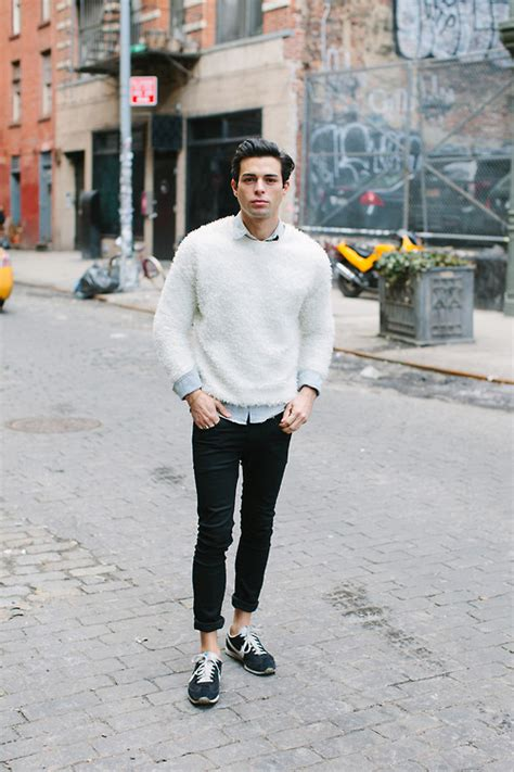 Sweaters With Jeans Men