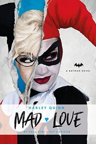 harley quinn mad love  paul dini