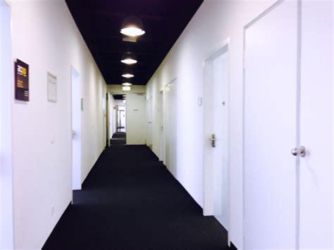 Raumgestaltung Lange Flure