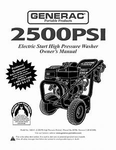 How To Drain Gas Tank On Generac Pressure Washer