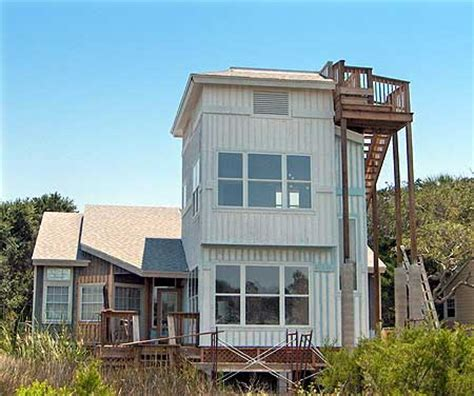 story observation deck  st floor master suite beach bonus room cad