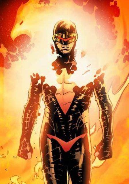 phoenix force cyclops vs hal jordan with a white core ...