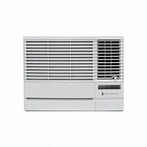 Friedrich Room Air Conditioner With Electric Heat