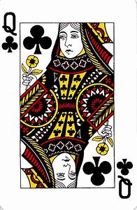 Queen Playing Card | Stupid Question: Which Card In A Deck ...