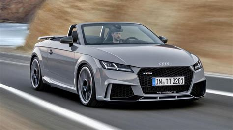audi tt rs review a serious upgrade with serious