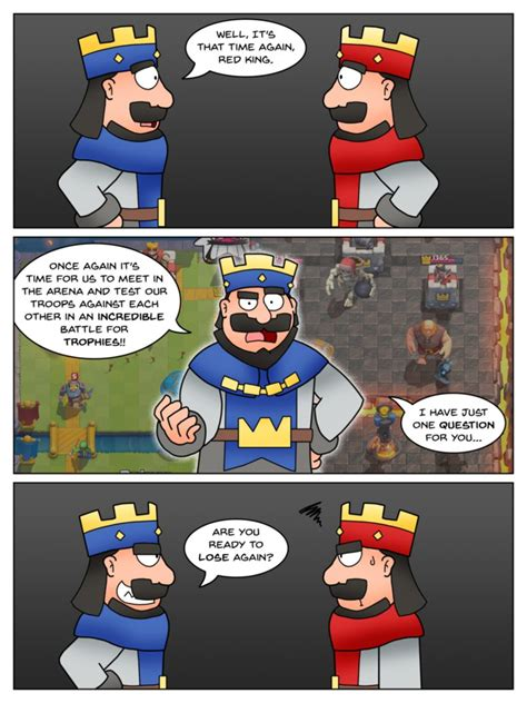 clash royale trash talk 1 by theguynooneremembers on