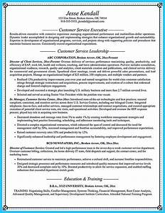 Perfect Your Resume Well Written Csr Resume To Get Applied Soon