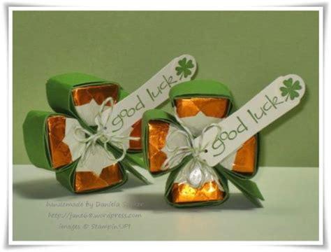 glücksbringer selber basteln und verschenken luck new year before selbermachen