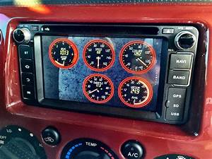 Fj Cruiser Stereo Upgrade    Android Head Unit    Speaker