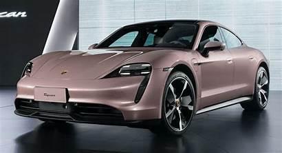 Taycan Porsche Rwd China Range Base Rear