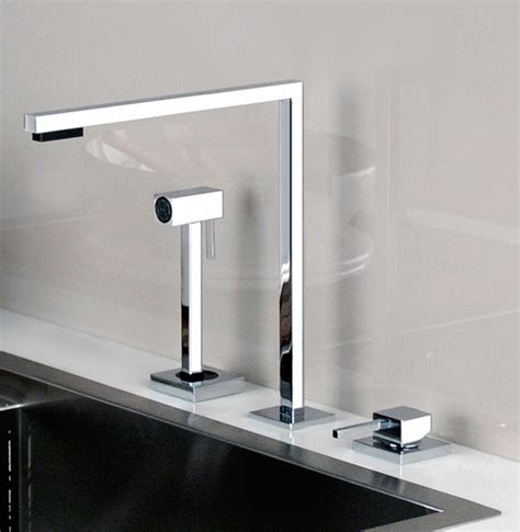 gessi kitchen faucets minimal faucet for kitchen by gessi minimo