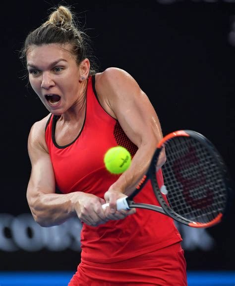 Simona Halep [ROU] | Australian Openausopen.com › players/romania…halepHalep making headway, bit by bit. Features. Serena digs in to see off Halep. Match Report. Simona Halep 4R interview. ... The Australian Open is proudly supported by Read moreHalep making headway, bit by bit. Features. Serena digs in to see off Halep. Match Report. Simona Halep 4R interview. Interviews. Halep vanquishes Venus, sets sights on Serena. Match Report. Simona Halep 3R interview. Interviews. Halep takes the hard road, again. Match Report. Simona Halep 2R interview. Interviews. Player DNA: Halep pushing the limits. Features. Halep digs deep to avoid deja vu. Match Report. Simona Halep 1R interview. Interviews. Same, but different for Halep. Features. Simona Halep 12-01-19 interview. ... The Australian Open is proudly supported by: View all partners. HideSerena Williams knocks out Simona Halep in epic Australian Open clash - BBC Sportbbc.com › sport/tennis/46943934Serena Williams impresses in a high-quality 6-1 4-6 6-4 last-16 win over top seed Simona Halep at the Australian Open. Read moreSerena Williams impresses in a high-quality 6-1 4-6 6-4 last-16 win over top seed Simona Halep at the Australian Open. ... Serena Williams knocks out Simona Halep in epic Australian Open clash - highlights. Australian Open 2019. Venue: Melbourne Park Dates: 14-27 January. Coverage: Daily live commentaries on the BBC Sport website, listen to Tennis Breakfast daily from 07:00 GMT on BBC Radio 5 live sports extra and watch highlights on BBC TV and online. Serena Williams underlined why she is the favourite to win the Australian Open with a 6-1 4-6 6-4 win over top seed Simona Halep in a high-quality last-16 match. Hide(document.querySelector(