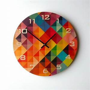 Cool Wall Clocks Indispensable Decoration of Your Home ...