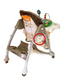 evenflo majestic high chair product safety australia