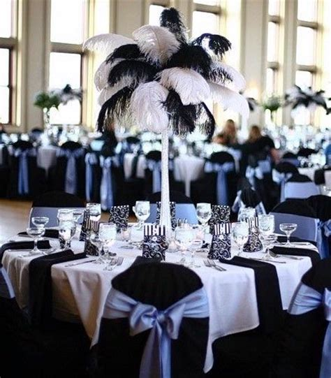 ostrich feather centerpieces how do we avoid the palm