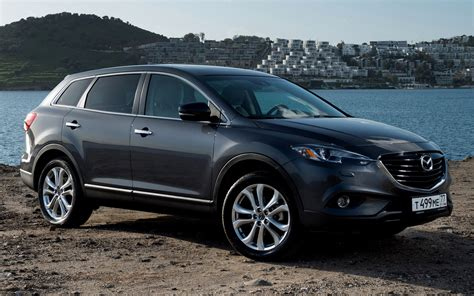 Mazda Cx 9 Wallpapers by Mazda Cx 9 2013 Wallpapers And Hd Images Car Pixel