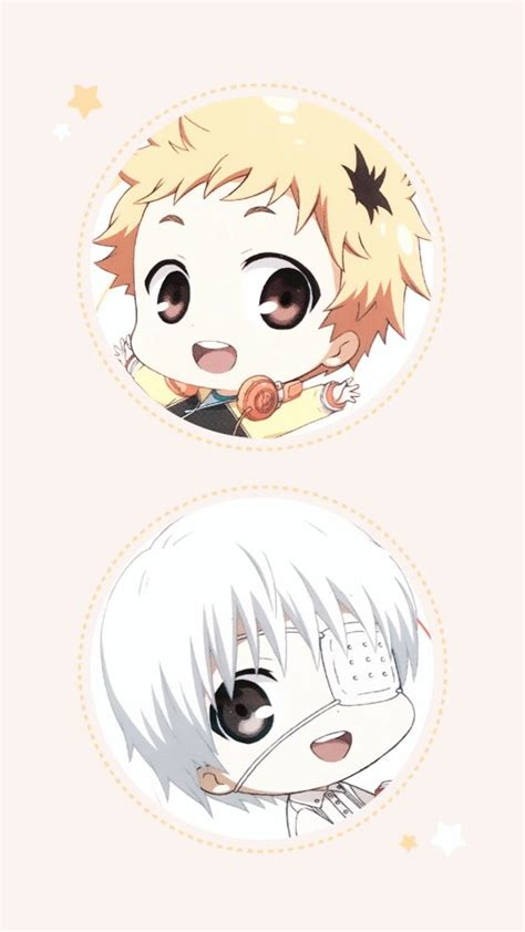 Wallpaper Anime Chibi - tokyo ghoul chibi anime wallpaper background anime