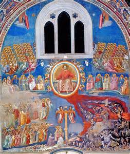 Giotto Di Bondone Last Judgement