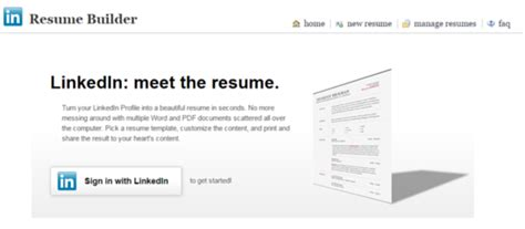 Create Your Resume From Linkedin by 11 Linkedin Profile Tips That Are Essential