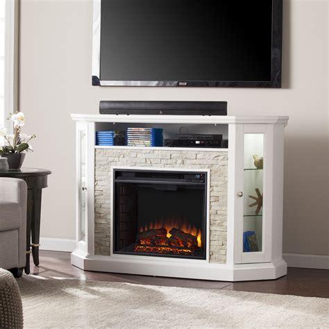 5225 Redden Corner Convertible Electric Media Fireplace