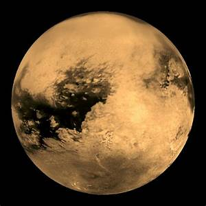 Anne's Picture of the Day: Saturn's moon Titan | Anne's ...
