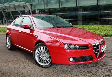 Alfa Romeo 159 by Alfa Romeo 159 With Whole New Range Of Engines