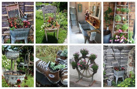 Vintage Garten Ideen by Traumhafte Vintage Gartendeko Billig Und Stilvoll