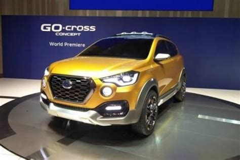 Datsun Cross Photo by Datsun Cross Officially Sales In Indonesia Industry Co Id