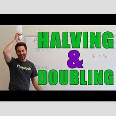 Gmat Tuesday Quant Strategy  Halving And Doubling Youtube