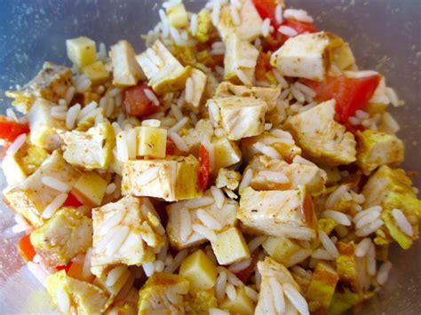 salade de riz au poulet diet d 233 lices recettes diet 233 tiques barbecue salade de p 226 tes