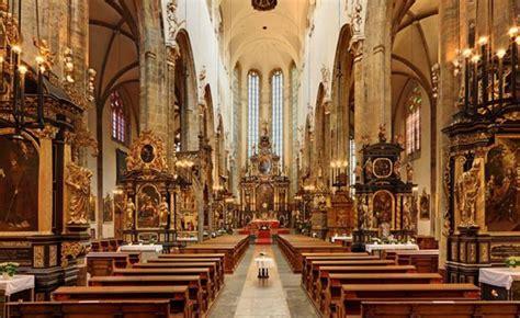 Church Of Our Lady Before Tyn Tyn Church Prague