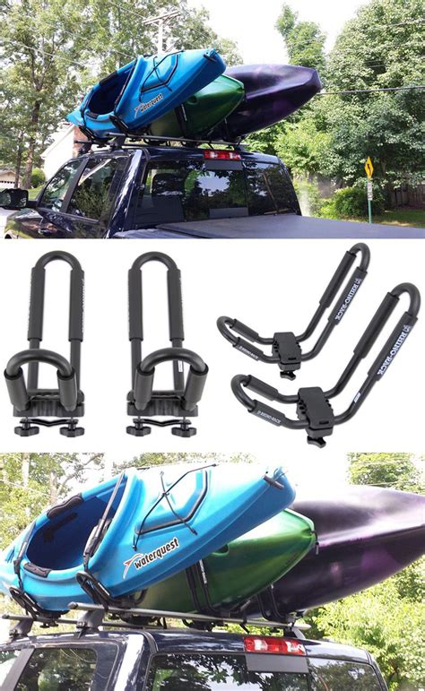 kayak racks rhino rack j style kayak carrier fixed universal mount