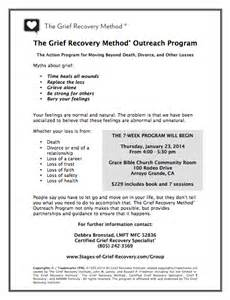Stages of Grief Recovery Divorce
