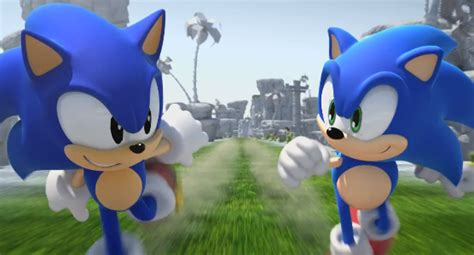 unofficial poll sonic generations console portable stages sonic retro