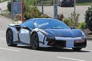 Ferrari 488 Gto : ferrari 488 gto development mule spotted ~ Medecine-chirurgie-esthetiques.com Avis de Voitures