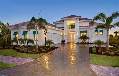Striking Florida House Plan