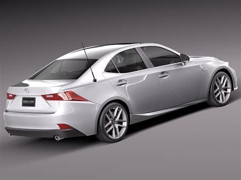 lexus models 2014 3d model 2014 lexus
