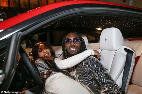 Cardi B believes husband Offset was 'targeted' by cops ...