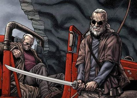 """Review """"wolverine Old Man Logan""""  Comics Authority"""