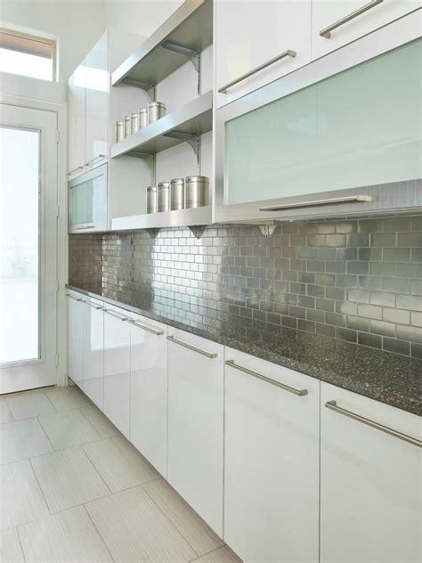 silver kitchen tiles photos hgtv 2225