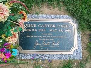 June Carter Cash Funeral