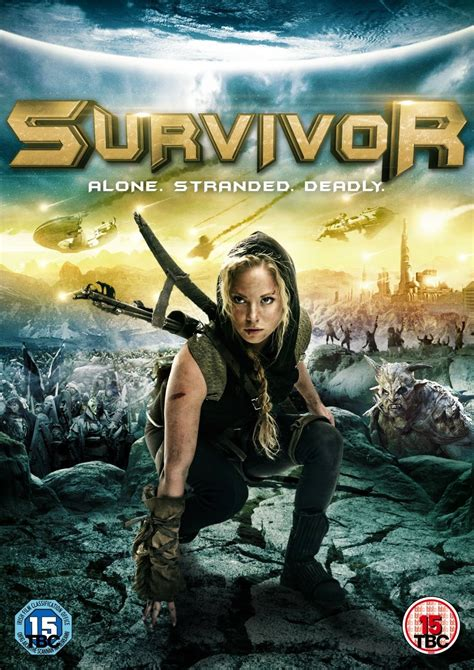 Cool Target: Action Movie Reviews: Survivor