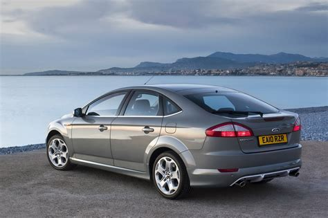top of the range ford mondeo ford uk mondeo new turbo gasoline and diesel engines car and style