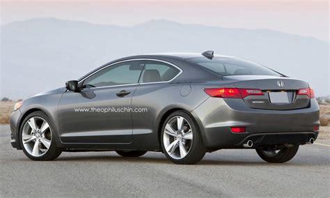 honda integra coupe concept conceptual design