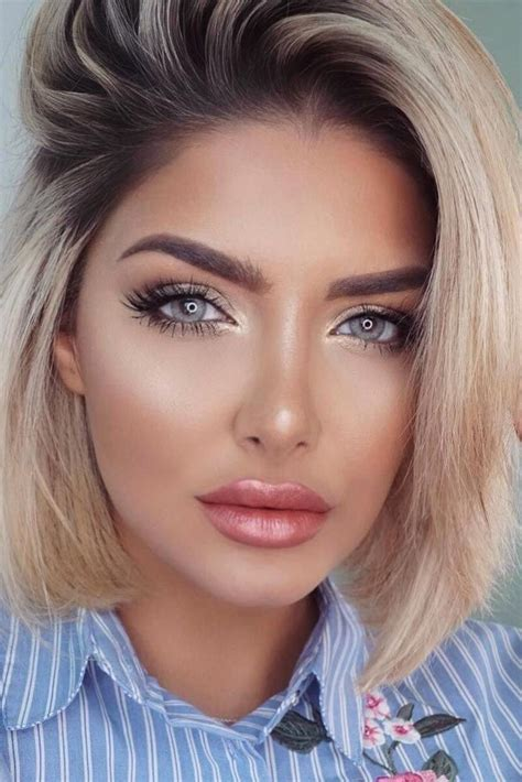 44 Beautiful Natural Makeup Looks Ideas Suitable For All